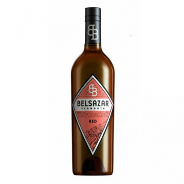 VERMUT BELSAZAR RED CL75 BT1